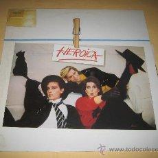 Dischi in vinile: HEROICA - 1986 - FERNANDO ARBEX - CONTIENE HOJA CON LETRAS . Lote 27271872
