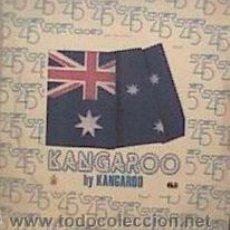 Discos de vinilo: KANGAROO / KANGAROO / MAXI-SINGLE 12 PULGADAS. Lote 27292911