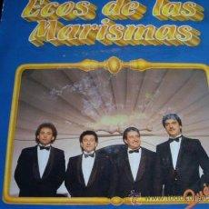 Discos de vinilo: ECOS DE LAS MARISMAS-QUEDATE. Lote 27326189
