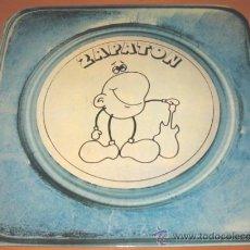 Discos de vinilo: ZAPATON - ZAPATON - LP - HISPAVOX 1976 SPAIN HHS 11323 - RARE - COMO NUEVO / N MINT. Lote 27355258