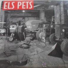 Disques de vinyle: ELS PETS - 1989. Lote 27379704