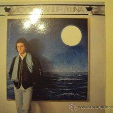 Discos de vinilo: DISCO VINILO LP LUNA - VÍCTOR MANUEL -. Lote 27385940