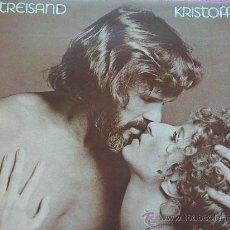 Disques de vinyle: A STAR IS BORN(BARBRA STREISAND Y KRIS KRISTOFFERSON) DEL 76 EDICION INGLESA. Lote 27387048