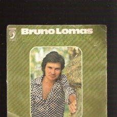 Discos de vinilo: BRUNO LOMAS BABY ROCK. Lote 27393280