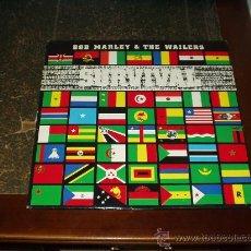 Discos de vinilo: BOB MARLEY & THE WAILERS LP SURVIVAL. Lote 39933550