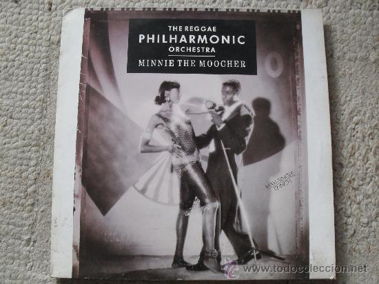 THE REGGAE PHILIARMONIC ORCHESTRA, MINNIE THE MOOCHER, MAXI SINGLE 45 RPM, (Música - Discos de Vinilo - Maxi Singles - Orquestas)