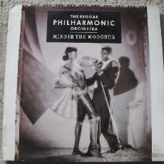 Discos de vinilo: THE REGGAE PHILIARMONIC ORCHESTRA, MINNIE THE MOOCHER, MAXI SINGLE 45 RPM, . Lote 27402893
