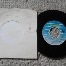 Discos de vinilo: J.CANADA- MUSICA Y CAMINANDO DESCALZA, SINGLE 45 RPM, FONOMUSIC 1.984. Lote 27446679