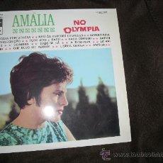 Discos de vinilo: AMALIA RODRIGUES LP AMALIA NO OLYMPIA EMI COLUMBIA PORTUGAL VER FOTO ADICIONAL. Lote 27421575
