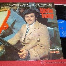 Discos de vinilo: LITTLE TONY LP 1967 DURIUM / VERGARA EDICION ESPAÑOLA RARO. Lote 27462016