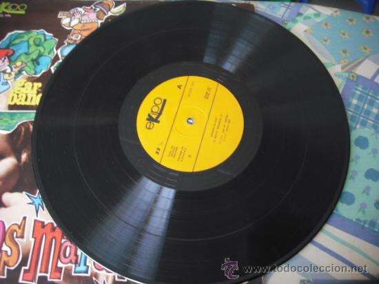Discos de vinilo: SUEÑOS MARAVILLOSOS - LP CON 4 CUENTOS INFANTILES - Foto 3 - 27465985