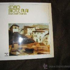 Discos de vinilo: CORO BIOTZ ALAI JUAN JOSE GAINZA LP PRIMER PREMIO DE POLIFONIA EN EL CERTAMEN DE TORREVIEJA 1972. Lote 27474339