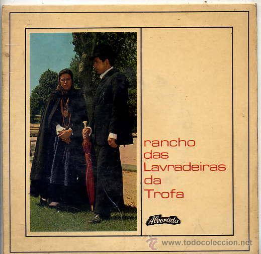 RANCHO DAS LAVRADEIRAS DA TROFA / O AMOR DA CAROLINA / OLA MENINA OLA + 2 (EP PORTUGUES) (Música - Discos de Vinilo - EPs - Country y Folk)