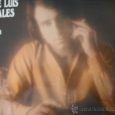 Discos de vinilo: JOSE LUIS PERALES - LP - COMO LA LLUVIA FRESCA. Lote 29295091