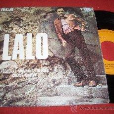"""Discos de vinilo: LALO PEQUEÑAS MANZANAS VERDES/CHEWY CHEWY 7"""" SINGLE 1969 RCA . Lote 27512311"""