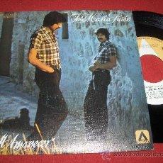 "Discos de vinilo: JOSE MARIA PURON AL AMANECER/AMOR SECRETO 7"" SINGLE 1978 AMBAR . Lote 27531127"