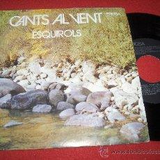 """Discos de vinilo: ESQUIROLS CATS AL VENT 7"""" EP EDIGSA CATALA. Lote 27531767"""