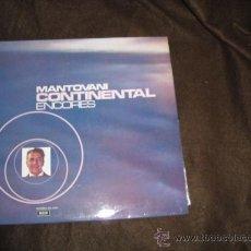 Discos de vinilo: MANTOVANI CONTINENTAL ENCORES LP DECCA SPA 1973. Lote 27540180