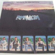 Discos de vinilo: ALMANZORA - MUÑECA DE OJOS OSCUROS 1980. Lote 27558107
