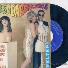Discos de vinilo - LOS TRES SUDAMERICANOS : LA BALADA DE BONNIE Y CLYDE - 27594842