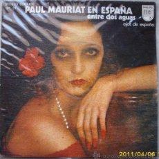 Discos de vinilo: PAUL MAURIAT EN ESPAÑA. Lote 27648026