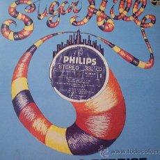 Discos de vinilo: LP SUGARHILL GANG RAPPER´S REPRISE 1980. Lote 27652902