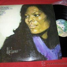 Discos de vinilo: DIONNE WARWICKE THE CAME YOU LP 1975 WB. Lote 27656939