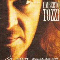 Discos de vinilo: UMBERTO TOZZI - LE MIE CANZONI - LP 1991. Lote 27653624
