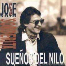 Discos de vinilo: JOSÉ SOTO, SORDERITA - SUEÑOS DEL NILO / A MI RAY - 1993 (COMO NUEVO). Lote 27657707
