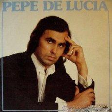 Discos de vinilo: PEPE DE LUCÍA - ANDA JALEO - 1983. Lote 27658783