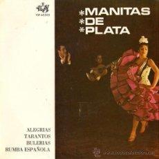 Discos de vinilo: MANITAS DE PLATA - 1967. Lote 27660076