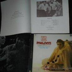 Discos de vinilo: DOMINGO..CABALLE..MILNES..PAGLIACCI CAJA 2 LP MAS LIBRETO..ZAZA.SANTI..RCA SPA MLSC 7090. Lote 27671740
