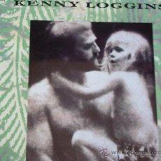 Disques de vinyle: KENNY LOGGINS,LEAP OF FAITH DEL 91. Lote 27674745