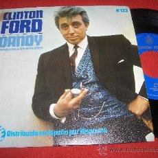 """Dischi in vinile: CLINTON FORD DANDY/¿POR QUE NO GUSTO A LAS MUJERES? 7"""" SINGLE 1966 HISPAVOX. Lote 27675701"""
