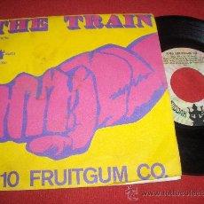 "Discos de vinilo: 1920 FRUITGUM CO. THE TRAIN/ETERNAL LIGHT 7"" SINGLE 1969 BUDDAH . Lote 27676087"