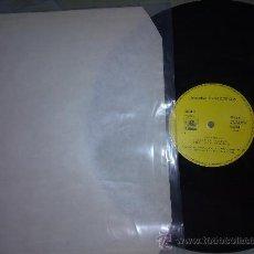 Discos de vinilo: DOMINGO Y LOS CRITICOS - LP - TOC TOC RECORDS - 1987 - SIN CARATULA. Lote 27681277