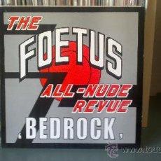 Discos de vinilo: FOETUS 12. Lote 27681904