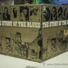 Discos de vinilo: VARIOUS - THE STORY OF THE BLUES VOL. 2, UK 2XLP CBS RECORDS. Lote 27682585