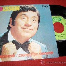 """Dischi in vinile: CASSEN FACUNDO / CARNET DE SEDUCIR 7"""" SINGLE 1973 MOVIEPLAY EXCELENTE ESTADO. Lote 27696108"""