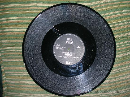 BRUCE DICKINSON- IRON MAIDEN- DIVE! DIVE! DIVE! - MAXI EP 12 (Música - Discos de Vinilo - Maxi Singles - Heavy - Metal)