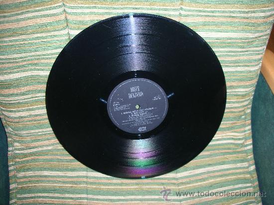 Discos de vinilo: BRUCE DICKINSON- IRON MAIDEN- DIVE! DIVE! DIVE! - MAXI EP 12 - Foto 8 - 27901917