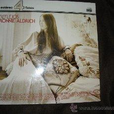 Discos de vinilo: RONNIE ALDRICH LP REFLEJOS 1978 DECCA 4 FASE SPA. Lote 27696362