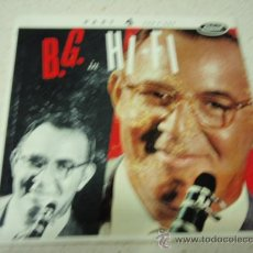 Discos de vinilo: BENNY GOODMAN HIS ORCHESTRA & HIS COMBOS ( B. G. IN HI-FI VOL. 4 ) GERMANY EP CAPITOL. Lote 27701042