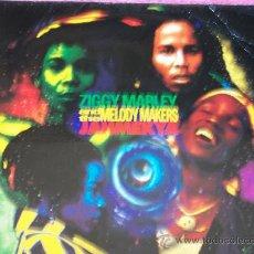Discos de vinilo: ZIGGY MARLEY,JAHMEKYA DEL 91. Lote 27710479