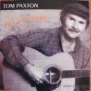 Discos de vinilo: LP - TOM PAXTON - AND LOVING YOU - EDICION ESPAÑOLA, FLYING FISH RECORDS 1989. Lote 27713957