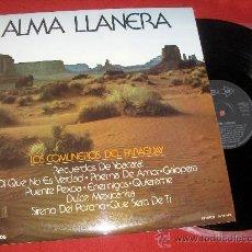 Discos de vinilo: ALMA LLANERA LP 1973 MCA. Lote 27721404