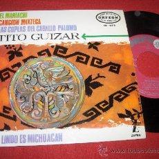 Discos de vinilo: TITO GUIZAR EL MARIACHI / CANCION MIXTECA .. +2 7