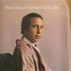 Discos de vinilo: 3 LP´S PAUL SIMON : GREATEST HITS + THERE GOES RHYMIN´SIMON + GRACELAND. Lote 27725731