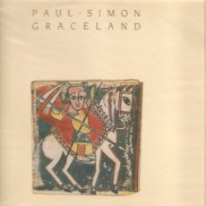 Discos de vinilo: 3 LP´S PAUL SIMON : GRACELAND + STILL CRAZY AFTER ALL THESE YEARS + GREATEST HITS . Lote 27725752