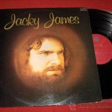 Discos de vinilo: JACKY JAMES LP 1978 NOVOLA PROMO EDICION ESPAÑOLA. Lote 27734843